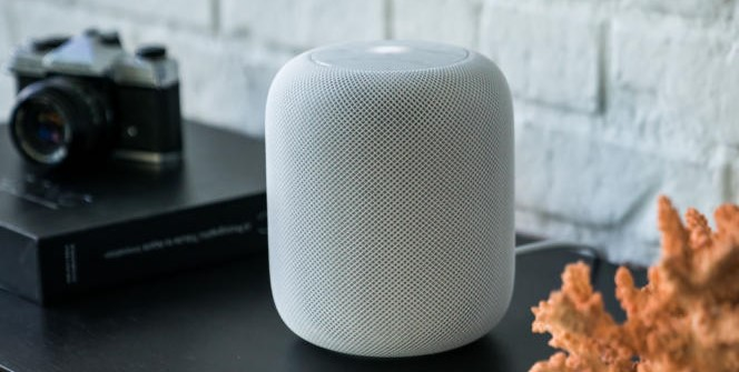 Apple HomePod staat goed in je interieur