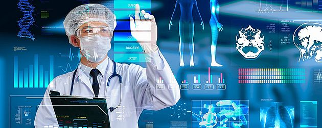 smart health toepassingen kunnen verder ontwikkeld worden door zelfdenkende intuïtieve assistentie
